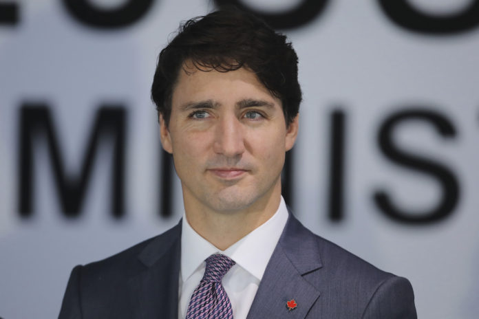 Aléna: Trudeau réitère sa détermination à conclure un accord trilatéral