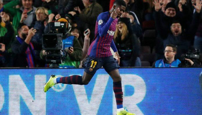 Une grosse amende pour Dembélé — FC Barcelone