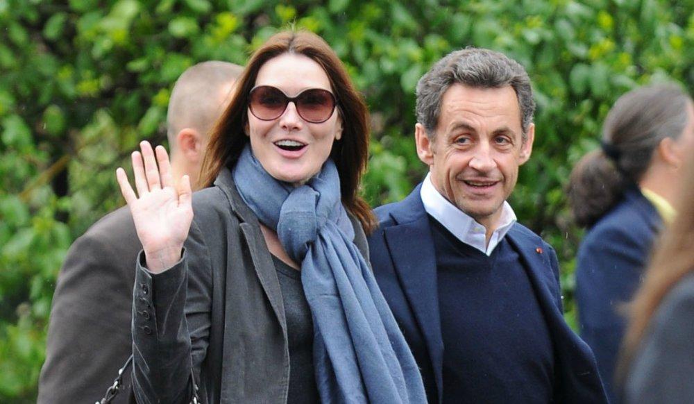 """Carla Bruni-Sarkozy : """"Si mon mari me trompe, je lui coupe la gorge"""""""