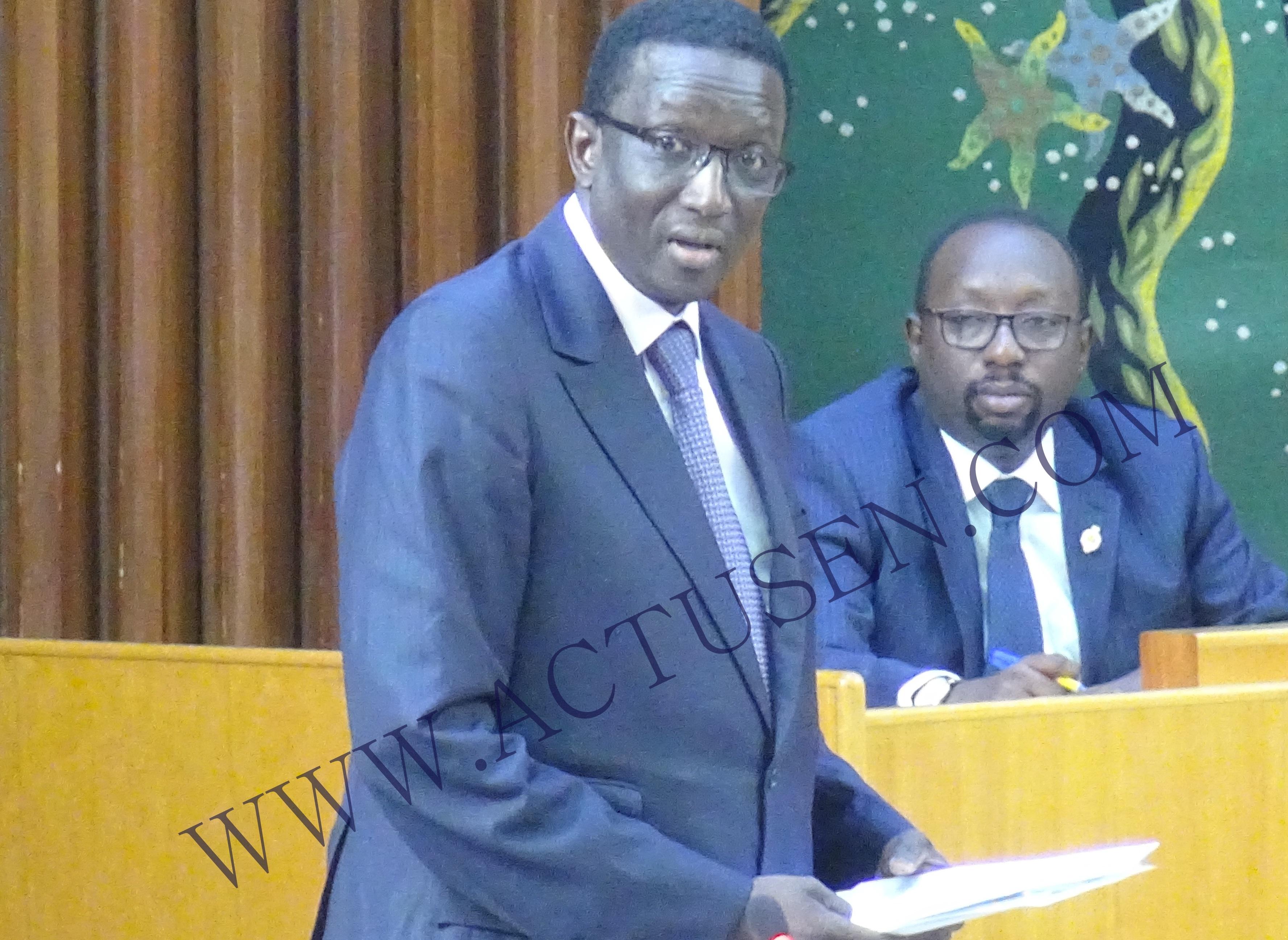 Le Mac tire sur Amadou Ba: «il semble prêt à s'allier même avec le diable pour faire plaisir au président Macky Sall»