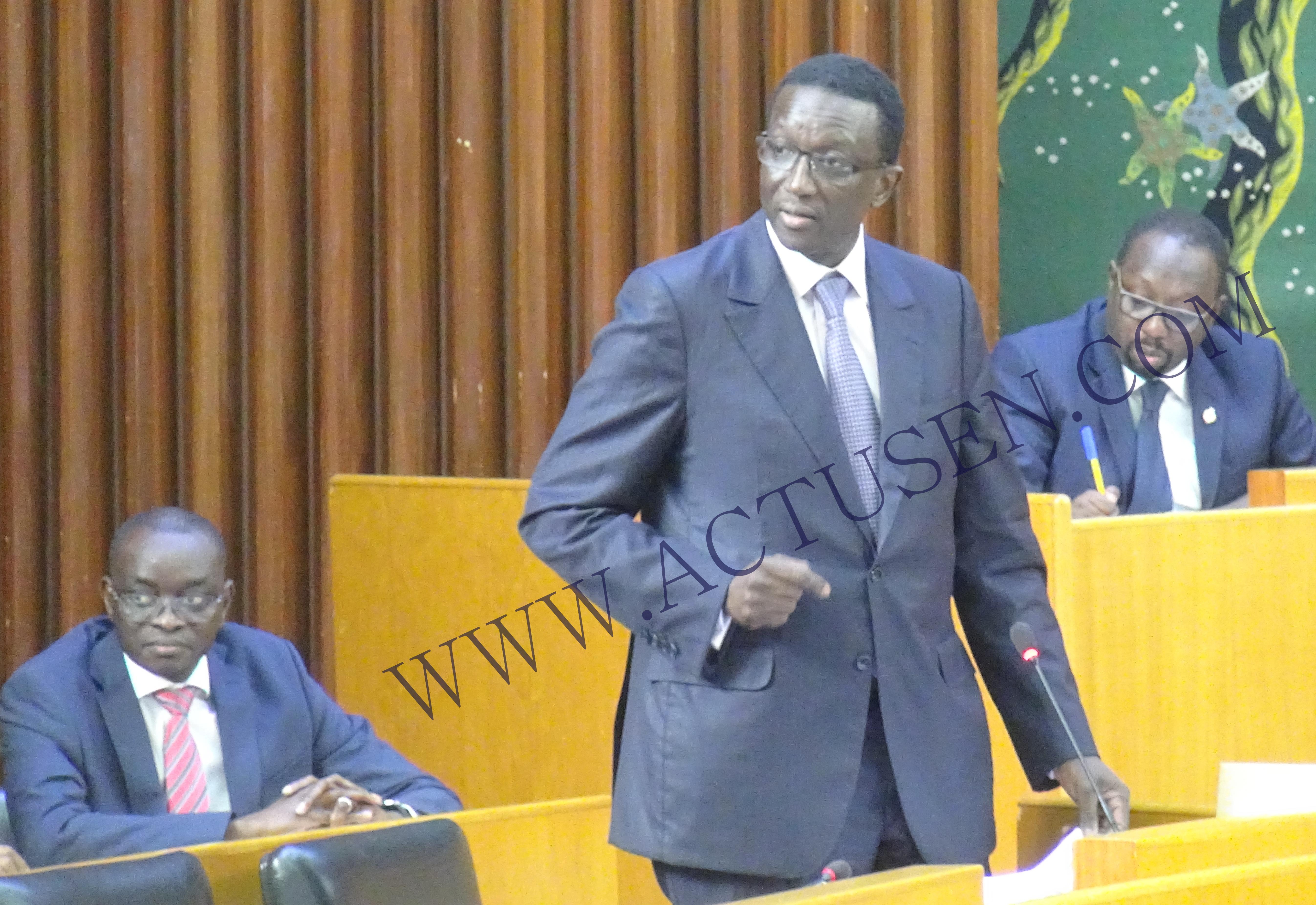 Le budget 2017 prévu à 3 200 milliards F Cfa : avec 973 milliards pour des dépenses d'investissement