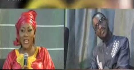 Clash entre Sanex et Mami de la TFM