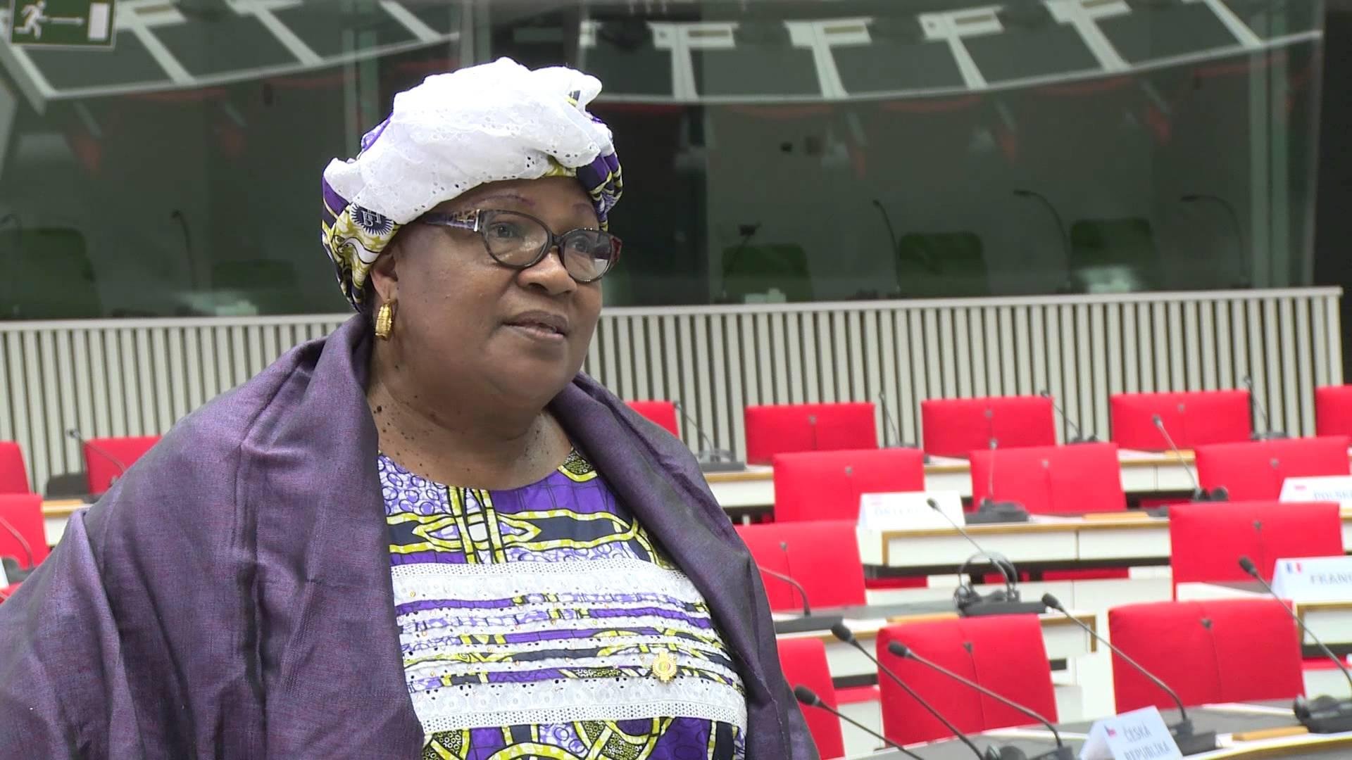 Aida Sow Diawara touchée par balle à la hanche gauche, lors d'un braquage en Afrique du Sud