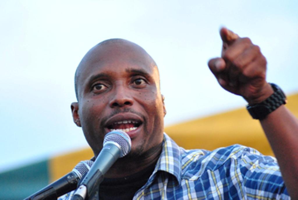 Barthélémy Dias: «seuls les adversaires de Macky sont en prison»