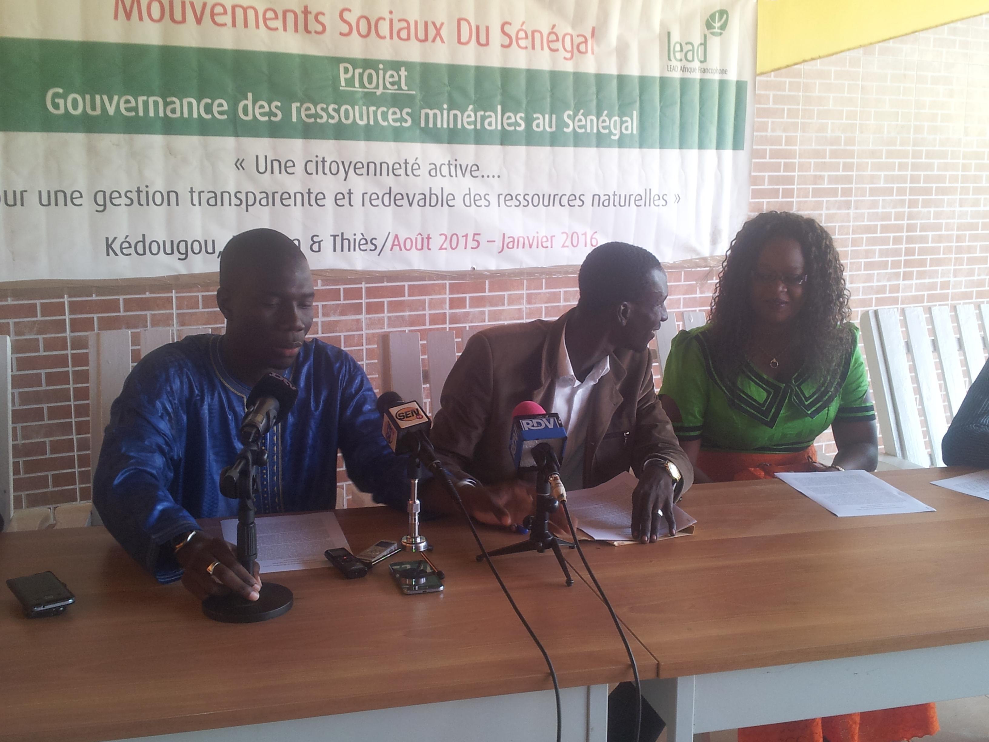 Affaires Barthélemy Dias, Bamba Fall et Cie ; attitude de Macky Sall sur le processus électoral…, à l'origine du coup de gueule de la COS/M23