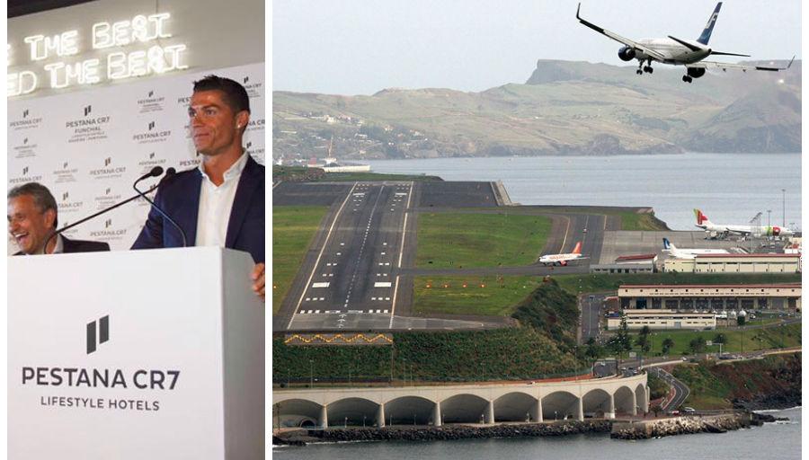 L'aéroport de Cristiano Ronaldo, l'un des plus dangereux du monde
