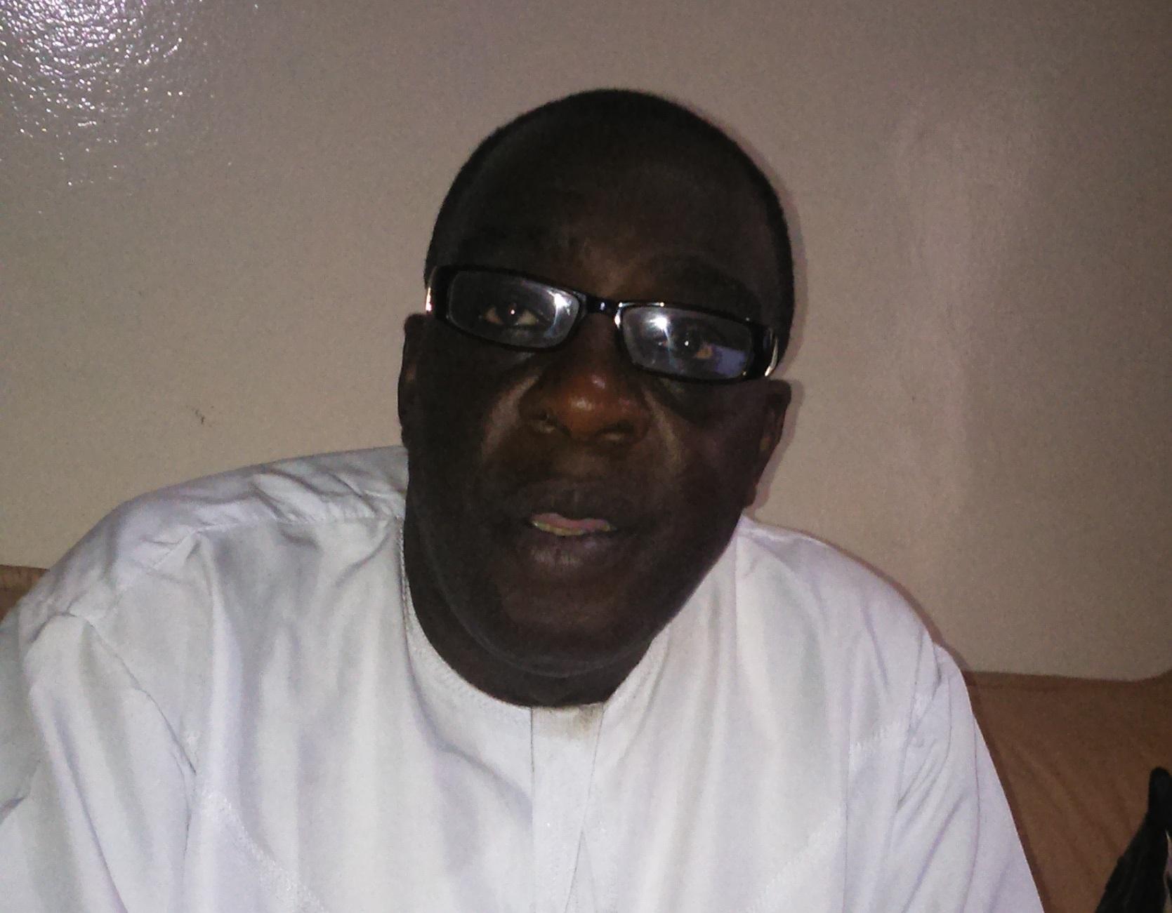 """Ablaye Ndiaye, responsable de Rewmi a Derklé sur le protocole de Rebeuss: """"Cette question est une demande sociale, nous voulons que cela soit tiré au clair"""""""