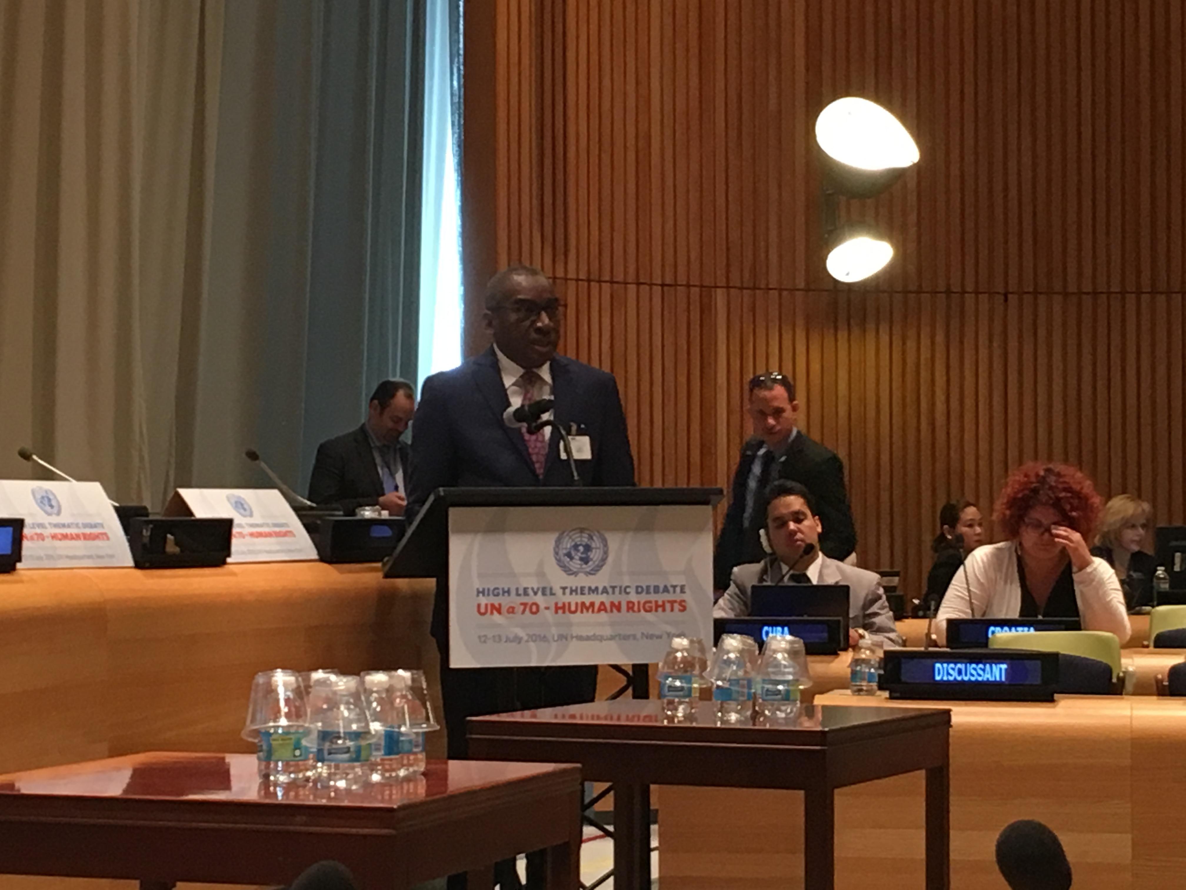 Conseil des droits de l'homme de l'ONU :Le document final de l'EPU du Sénégal adopté