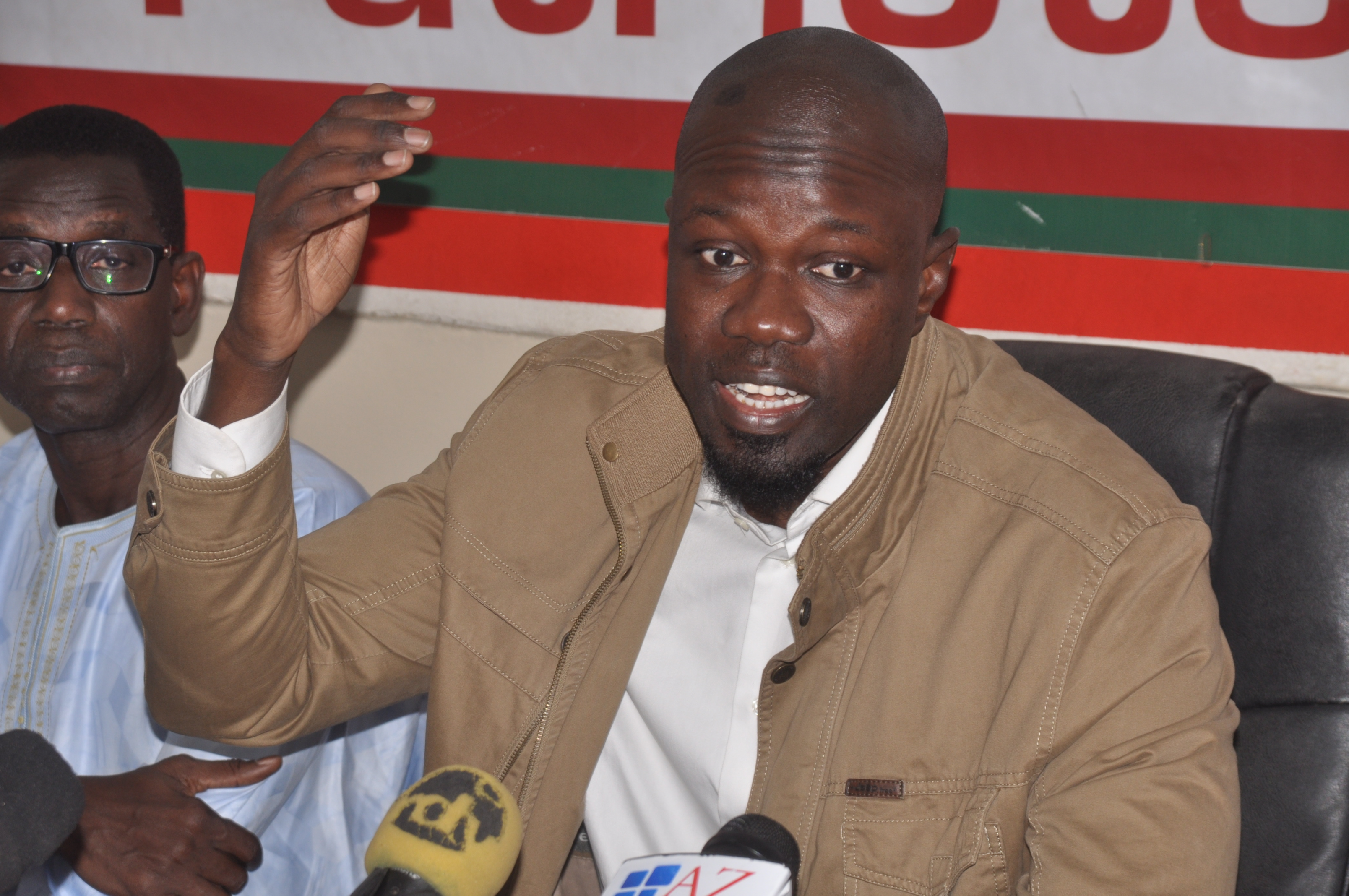"""Ousmane Sonko : """"Si Macky Sall continue ces violences, nous lancerons un appel à tous les candidats de l'opposition pour mutualiser les forces…"""""""