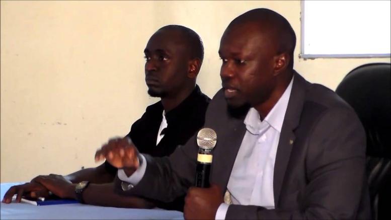 """Ousmane Sonko lâche, entre autres bombes : """"c'est Macky Sall et Viviane Bampassy qui ont rédigé la mesure de ma suspension…"""""""