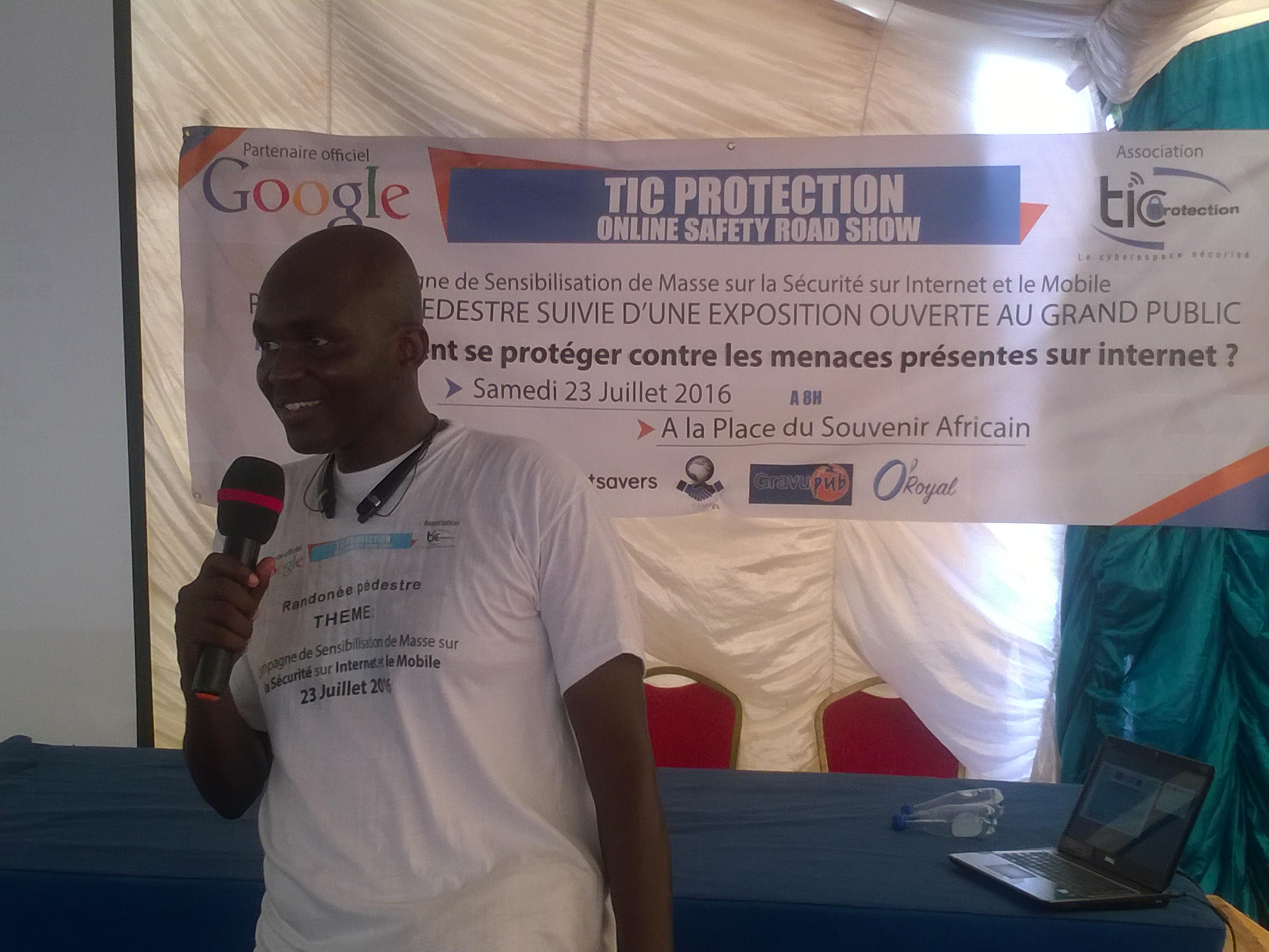 """Contre les menaces sur Internet et le mobile : """"Tic Protection"""" en campagne de sensibilisation"""