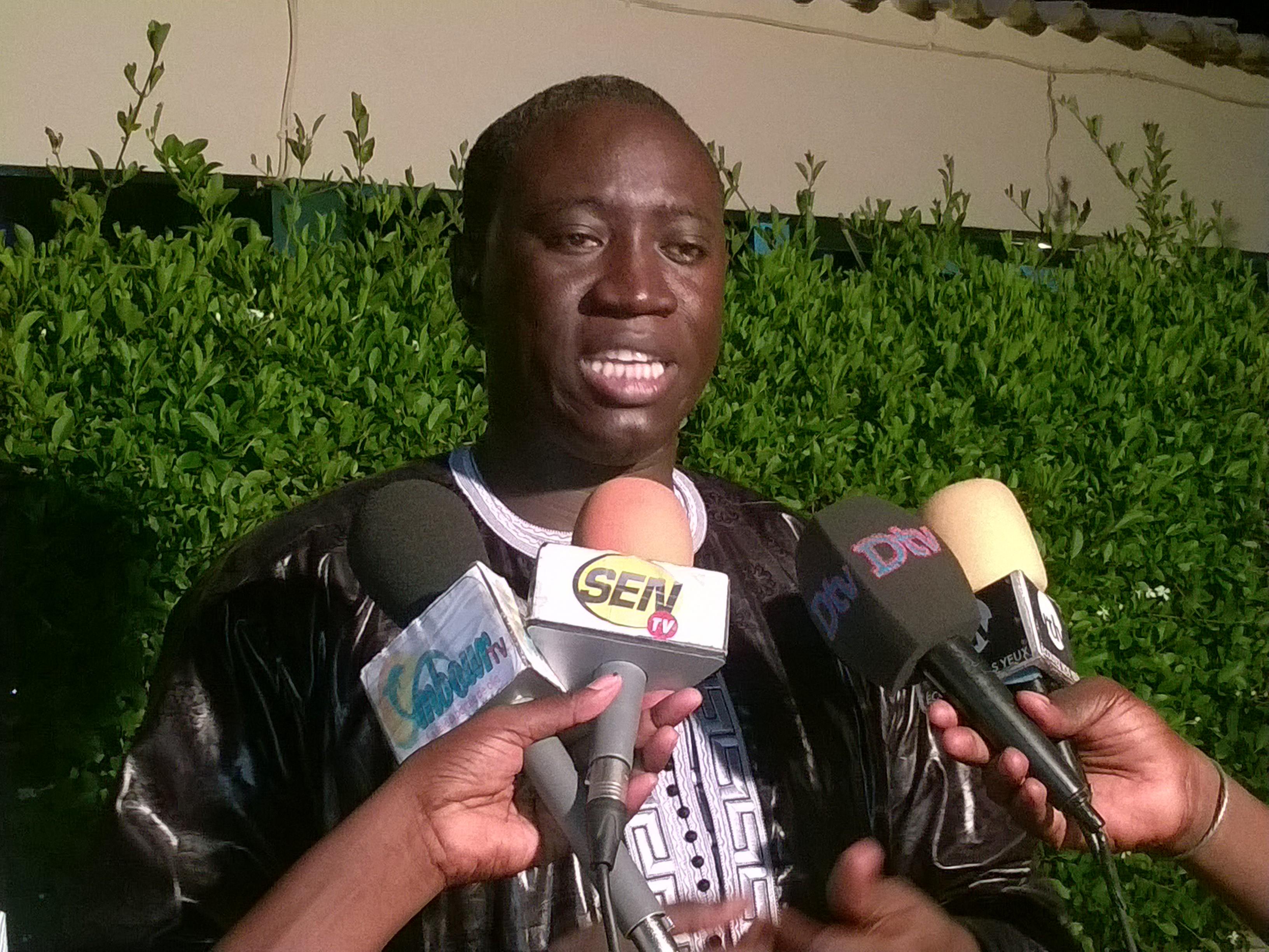 """""""Euleuk Sénégal"""" : la nouvelle trouvaille de Papa Hamady Ndao pour participer à la réélection du Président Sall"""