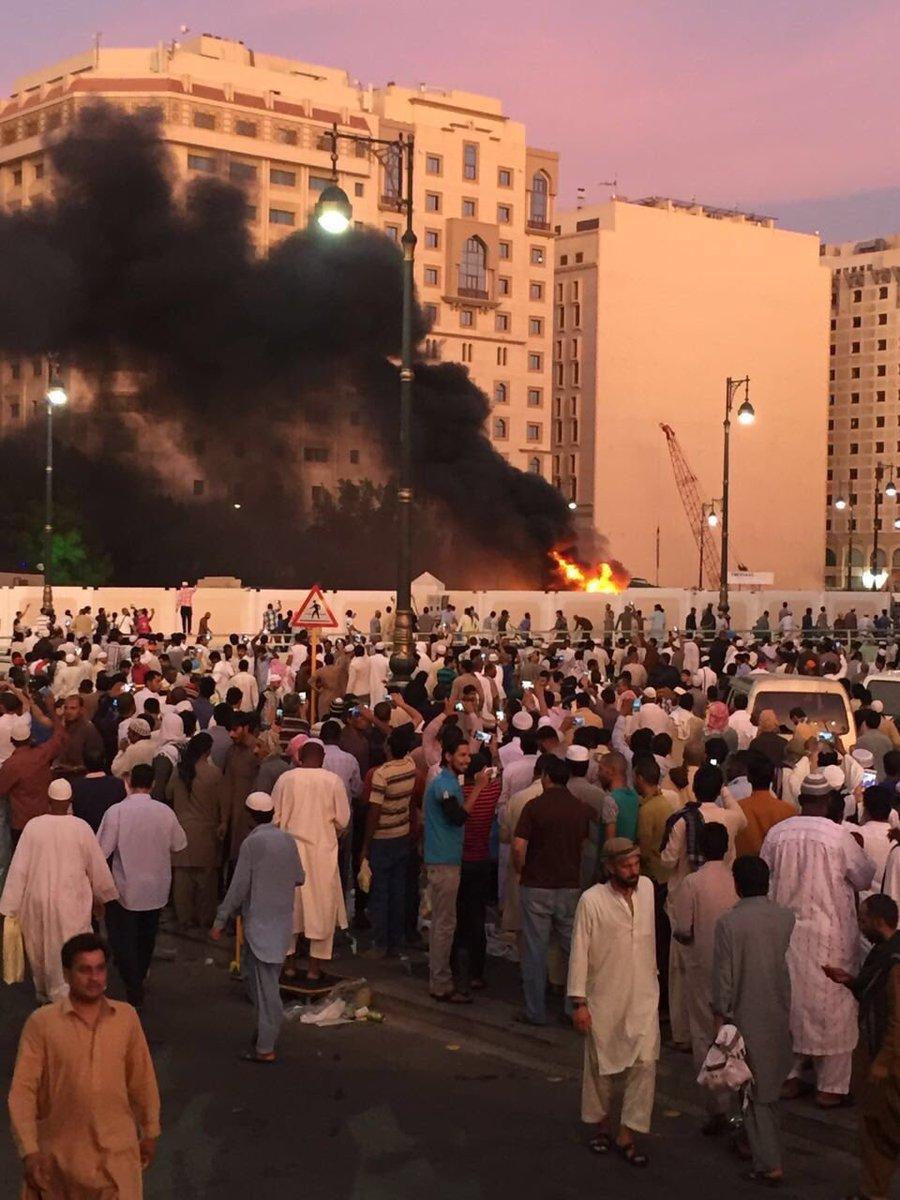 Arabie saoudite : trois villes, dont Médine, frappées par des attaques-suicides