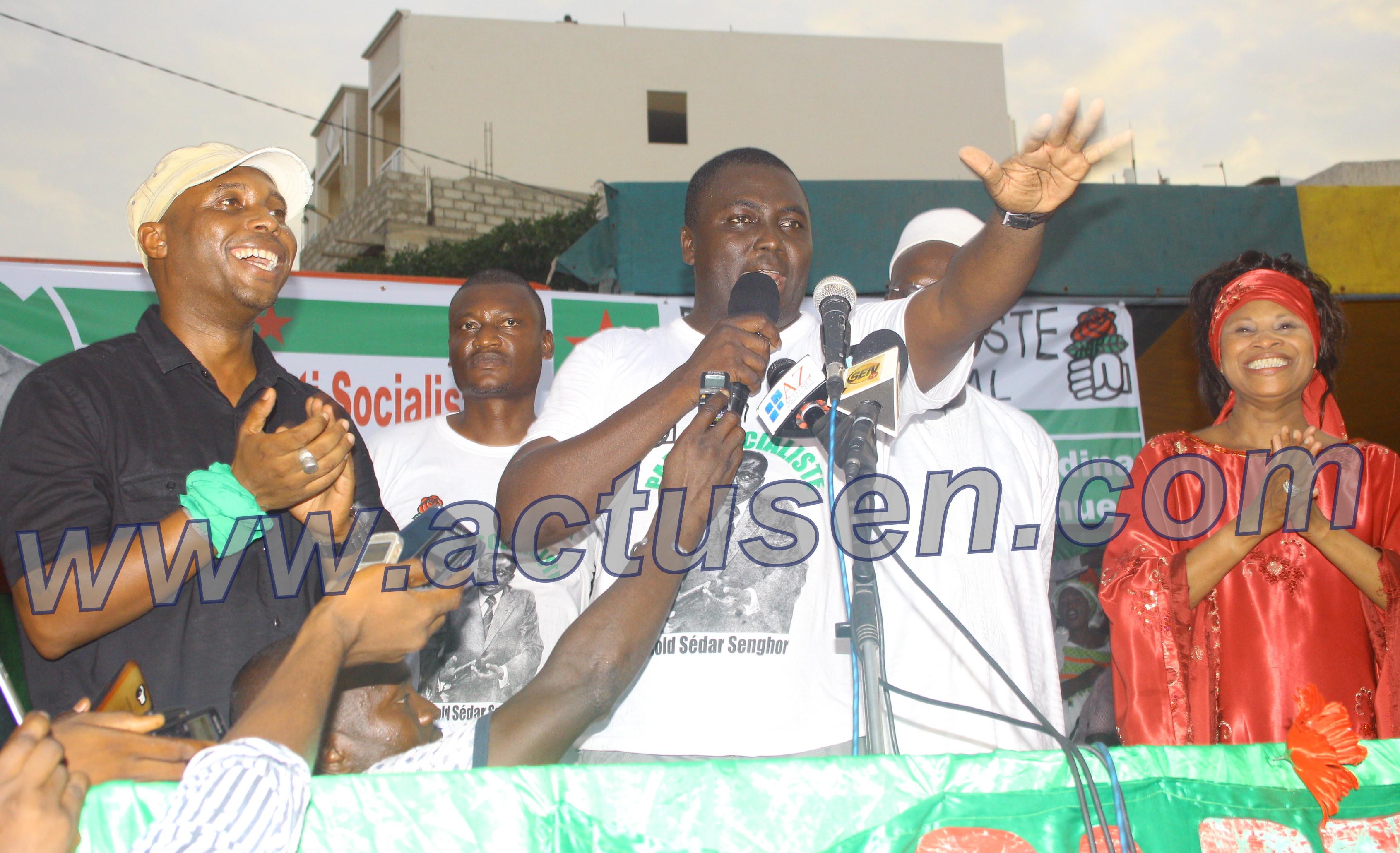 """Bamba Fall à Khalifa Sall : """"nous irons à la Présidentielle et tu seras notre candidat"""""""