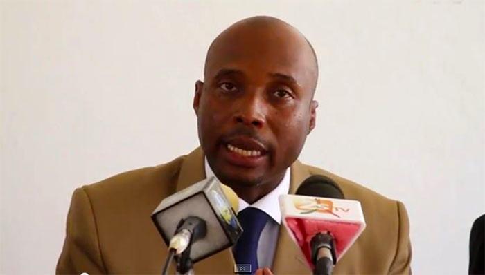 En tournée à Kaffrine : Bathélemy Diaz demande la destitution d'Abdoulaye Wilane comme porte-parole PS