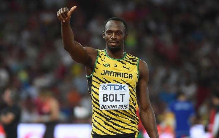 Usain Bolt a un message pour Zlatan (et il ne veut pas être déçu)