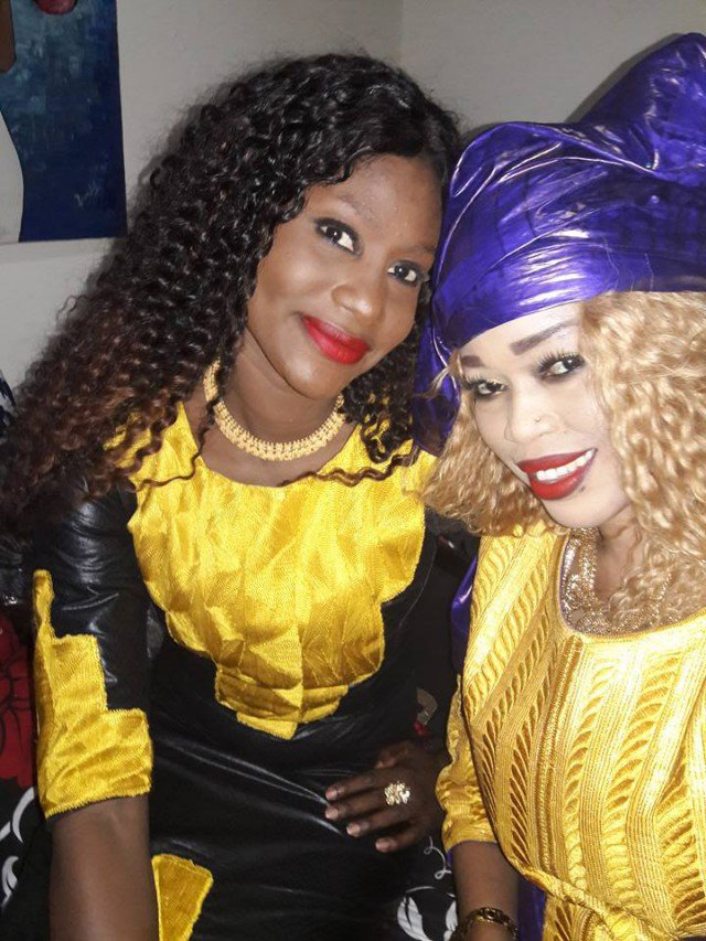 Maimouna et Daro de Dinama Nekh toujours aussi proches