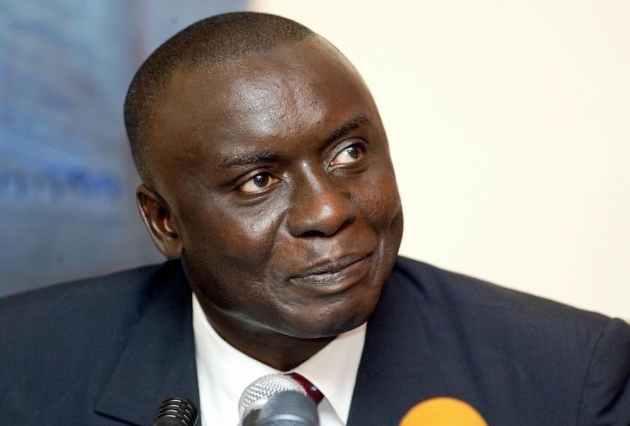Idrissa Seck chez Serigne Khadim Lo Gaydel