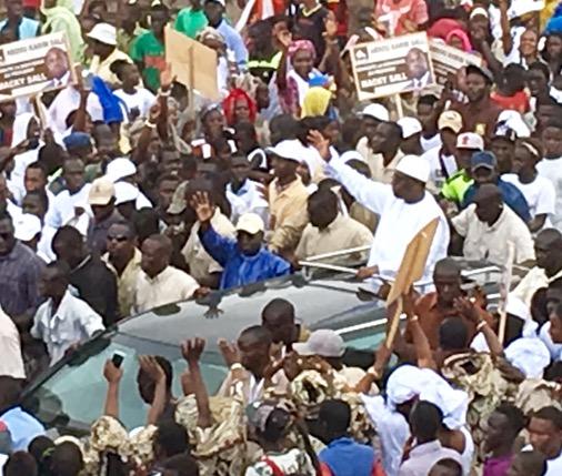 Mobilisation exceptionnelle en faveur de Macky Sall : Abdou Karim Sall et Cie survolent les débats