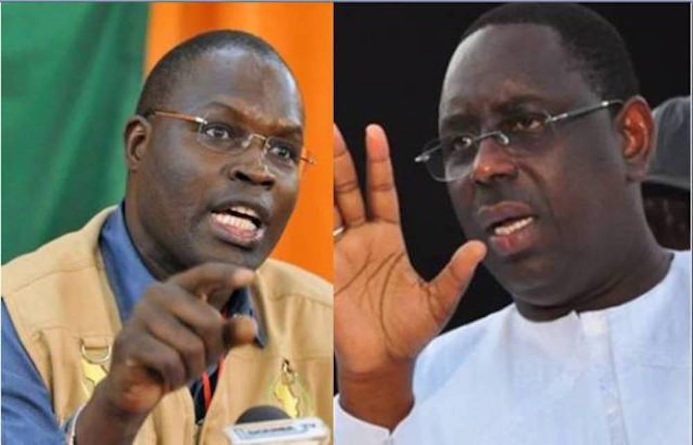 Macky vs Khalifa : le…Sall  duel à distance dans la capitale