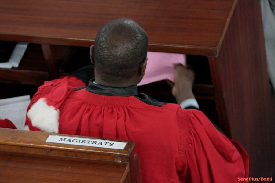 """Parmi la cascade de mesures prises en réunion du Conseil supérieur de la Magistrature : la promotion du juge Téliko, """"l'ami intime"""" de Sidiki Kaba"""