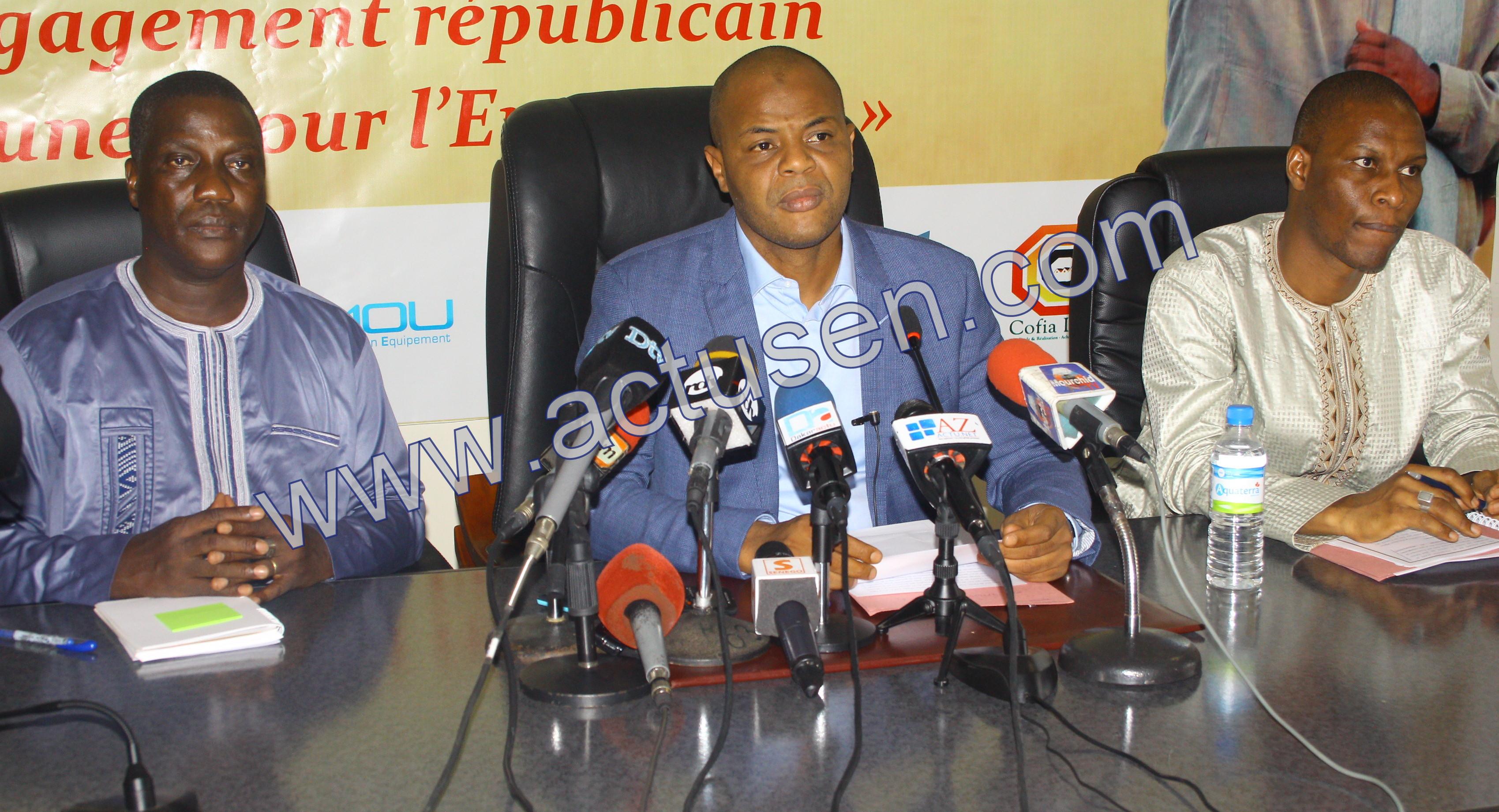 C'est de cette façon que le ministre Mame Mbaye Niang a cloué le b… aux contempteurs des Vacances citoyennes