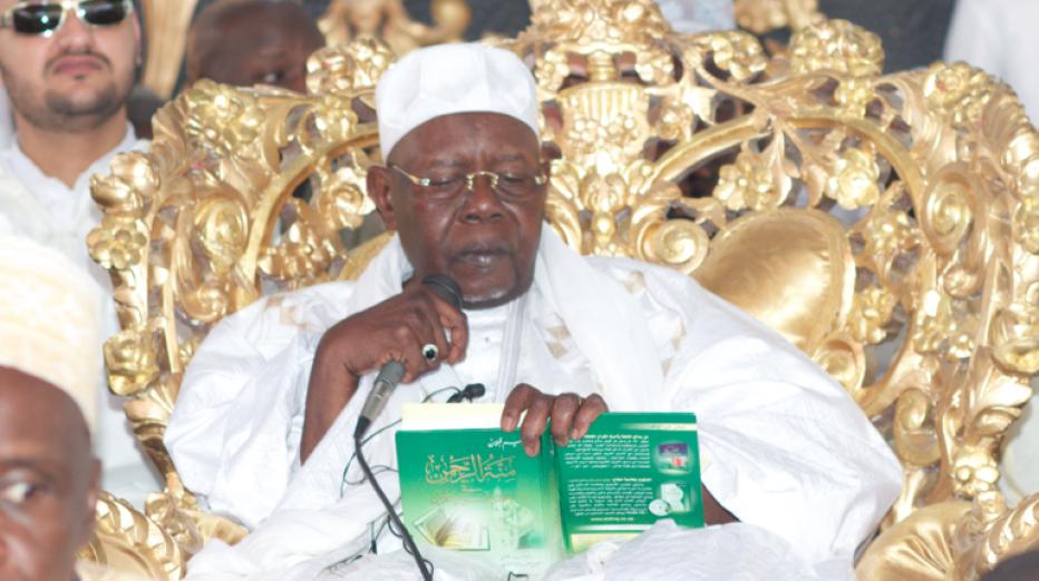Serigne Abdoul Aziz Sy Al Amin: «seule la discussion fait avancer les choses»