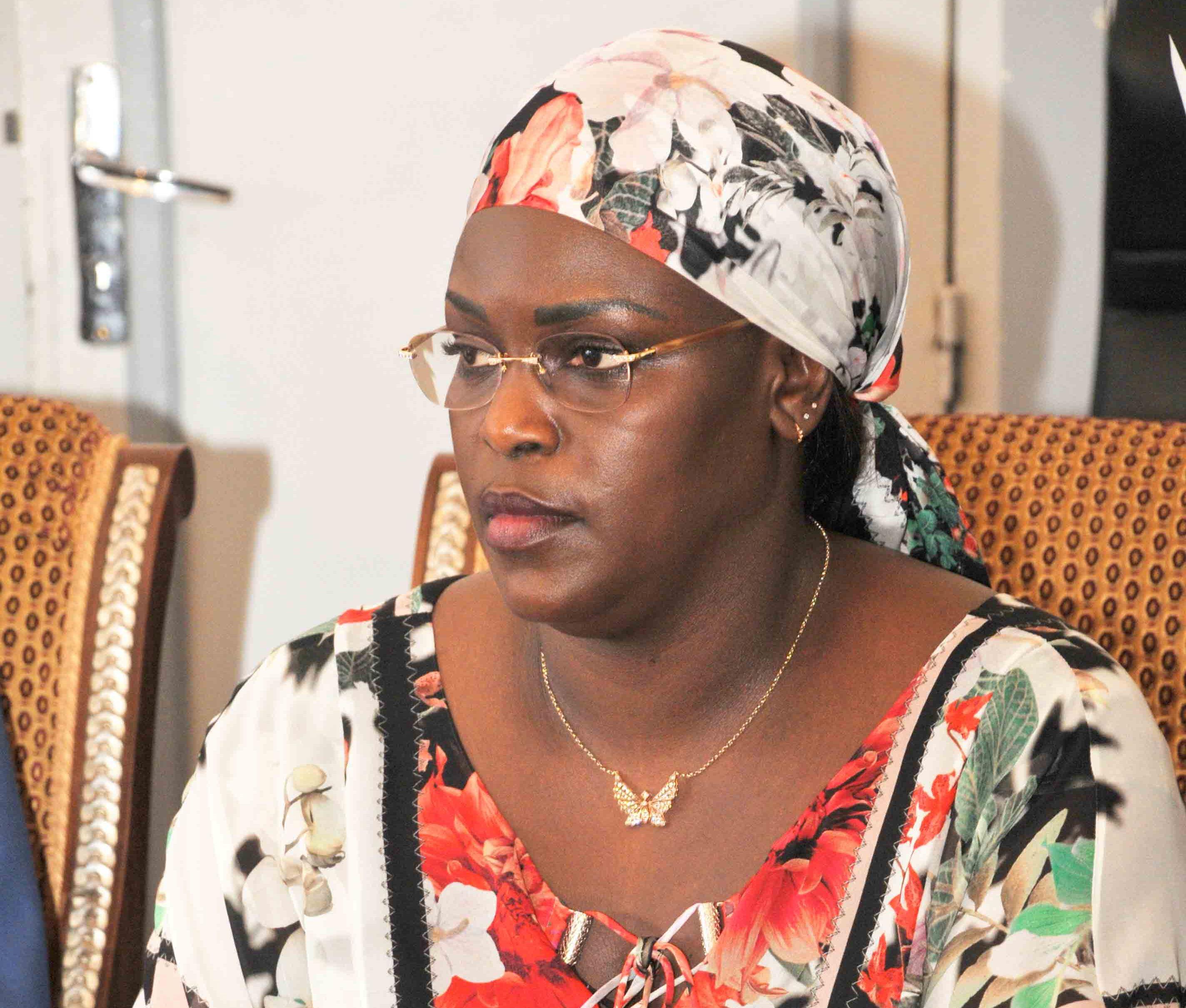 Marème Faye exige des résultats à ses poulains : Mamadou Sy Mbengue au front !