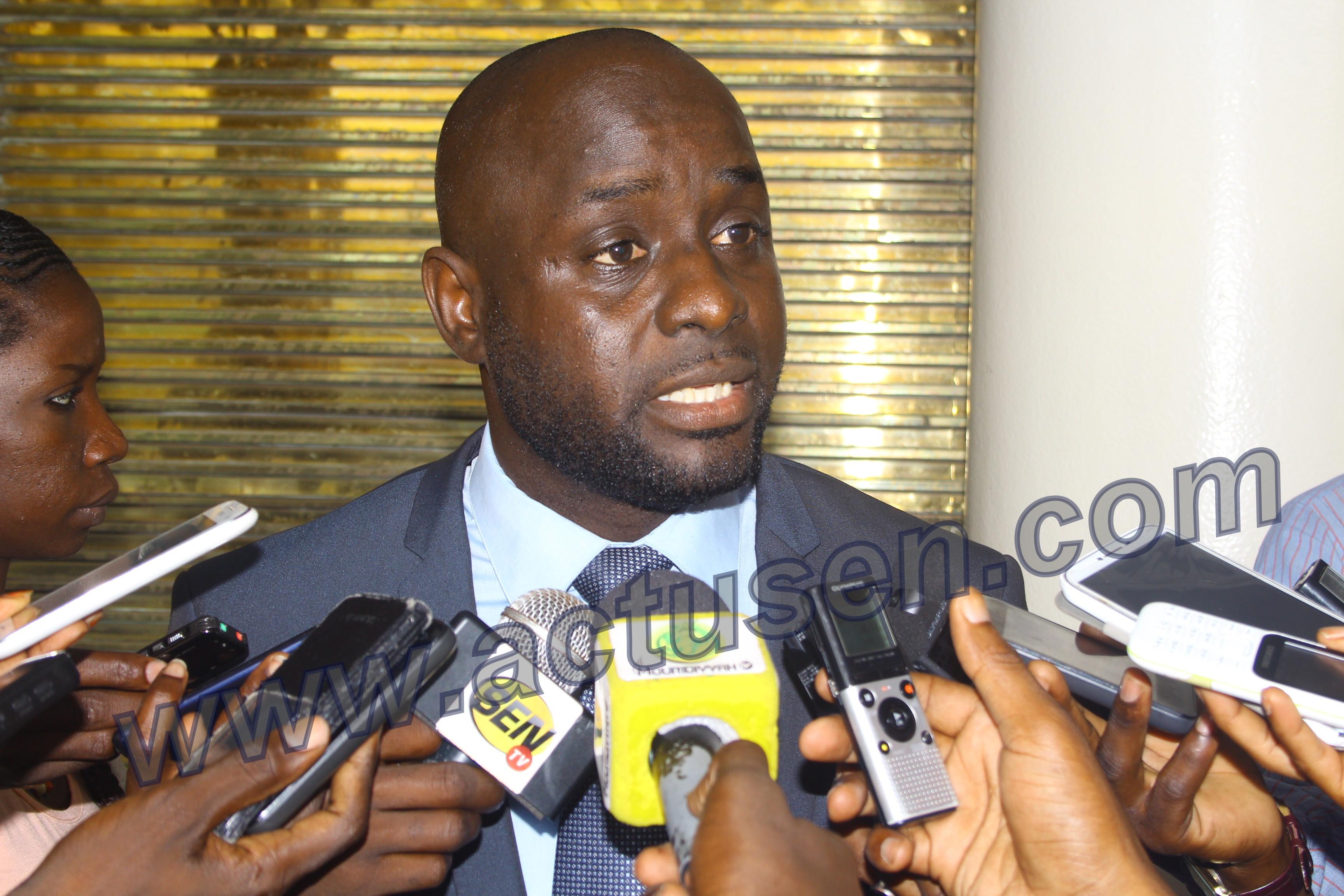 """Thierno Bocoum : """"nous pensons que Me Wade va soutenir le candidat Idrissa Seck"""""""