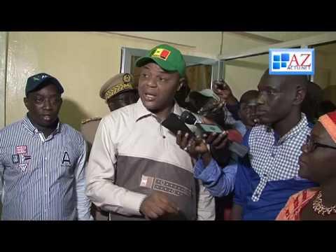 Mame Mbaye Niang recadre: «Pas de tendances politiques. Ce qu'on fait c'est pour toute la jeunesse»