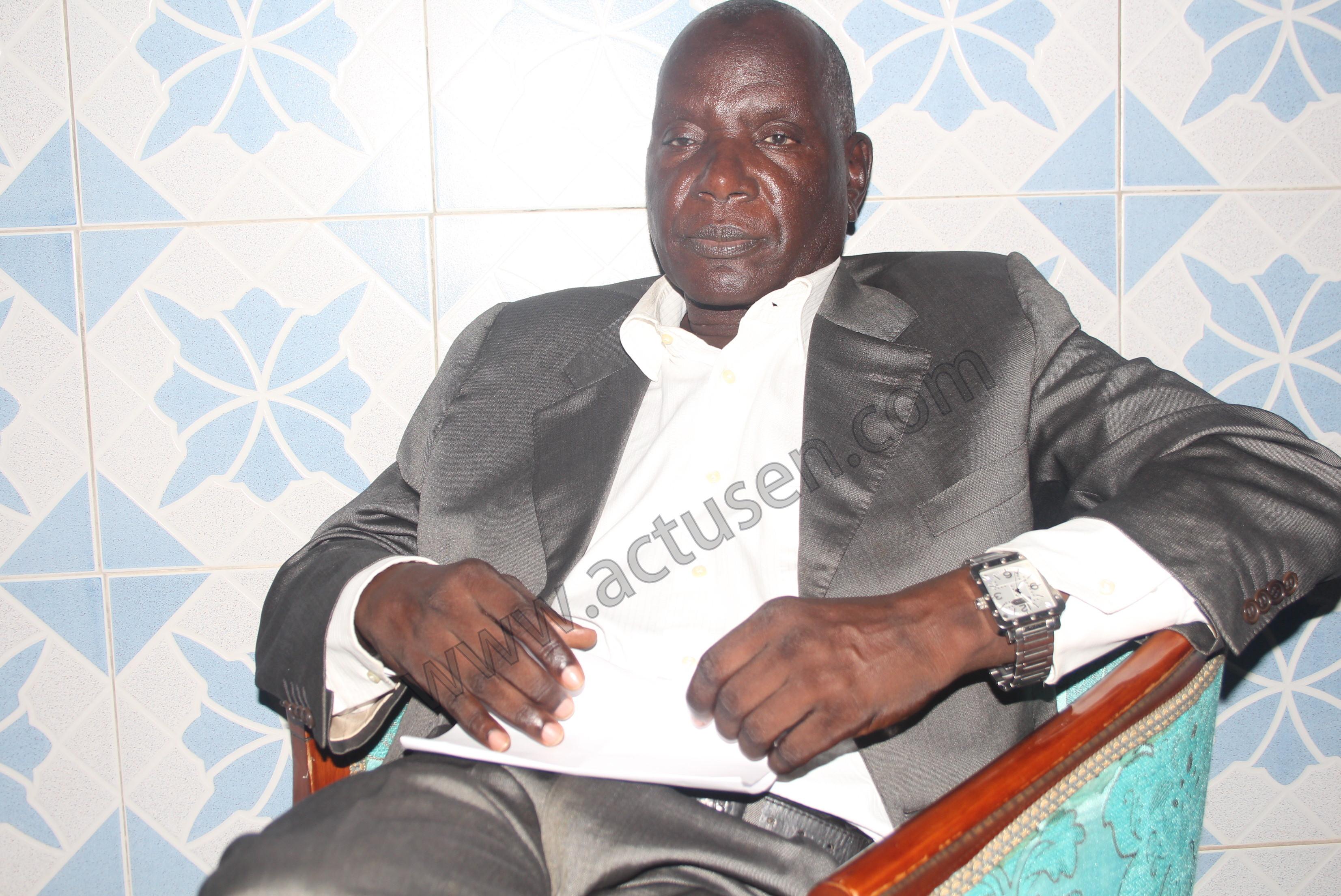 Me Abdoulaye Babou, ancien ministre : ''la proposition de modification de l'article LO. 114 est dirigée contre Abdoul Mbaye et Karim Wade… »