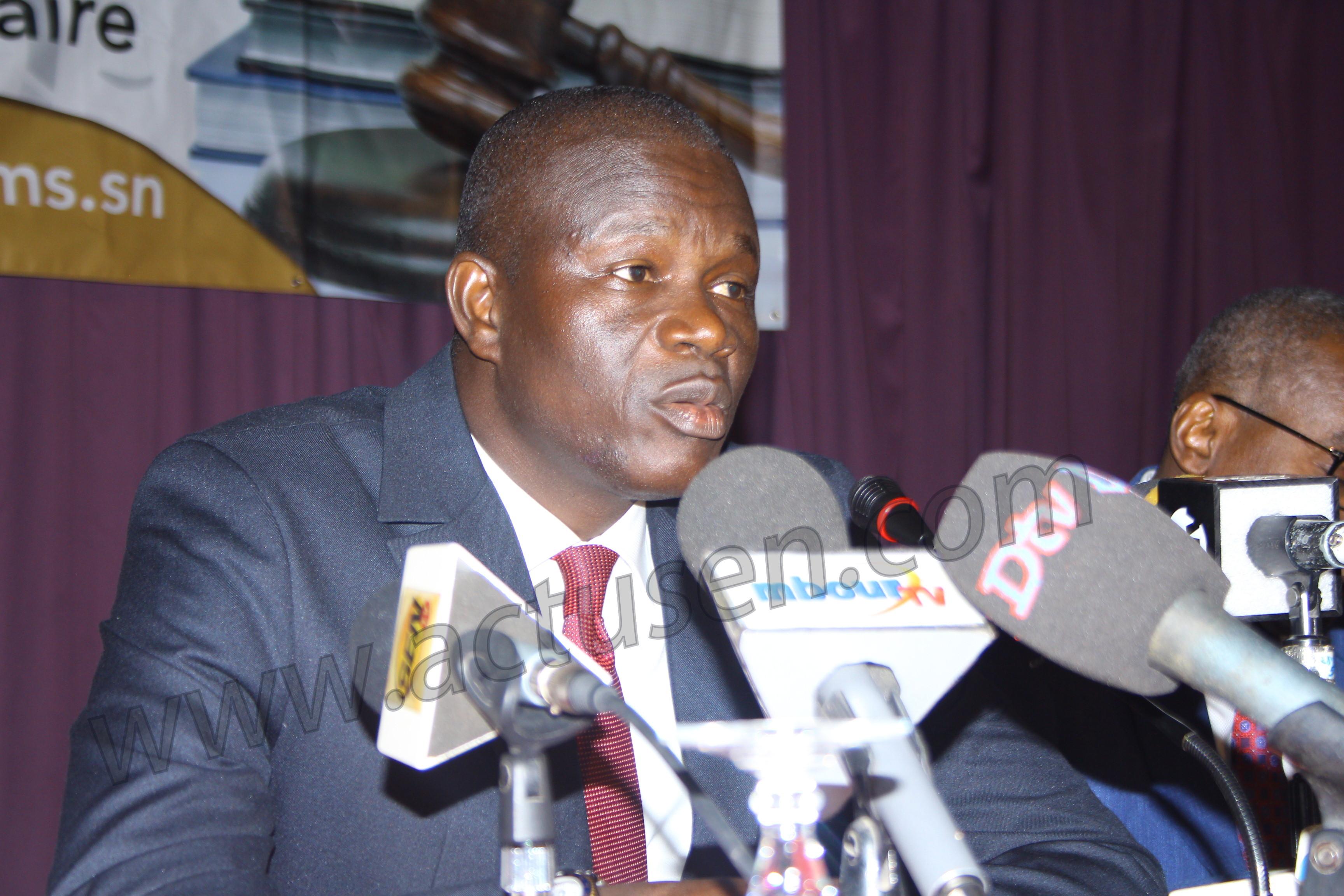 Magatte Diop, président de l'Ums : «la Cour Suprême doit veiller sur les nominations et les promotions»