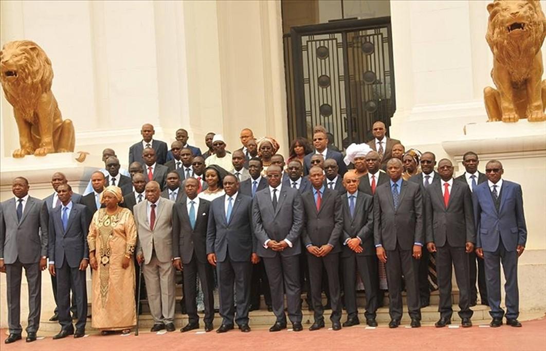 Communiqué du Conseil des ministres du 08 février 2017