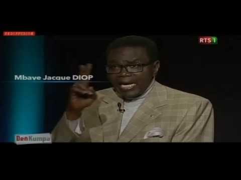 La dernière émission télévisée de feu Me Mbaye Jacques Diop