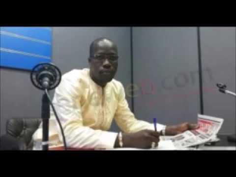 Revue de presse du 17 octobre 2016 avec Mamadou Mouhamed NDiaye