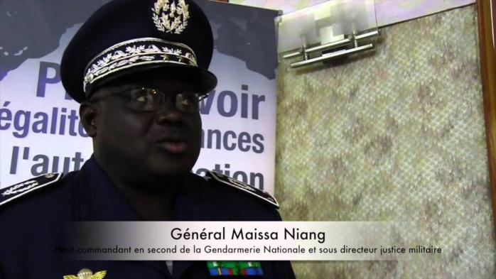 Nommé nouvel homme fort du Haut Commandement de la Gendarmerie : il partira dans deux ans