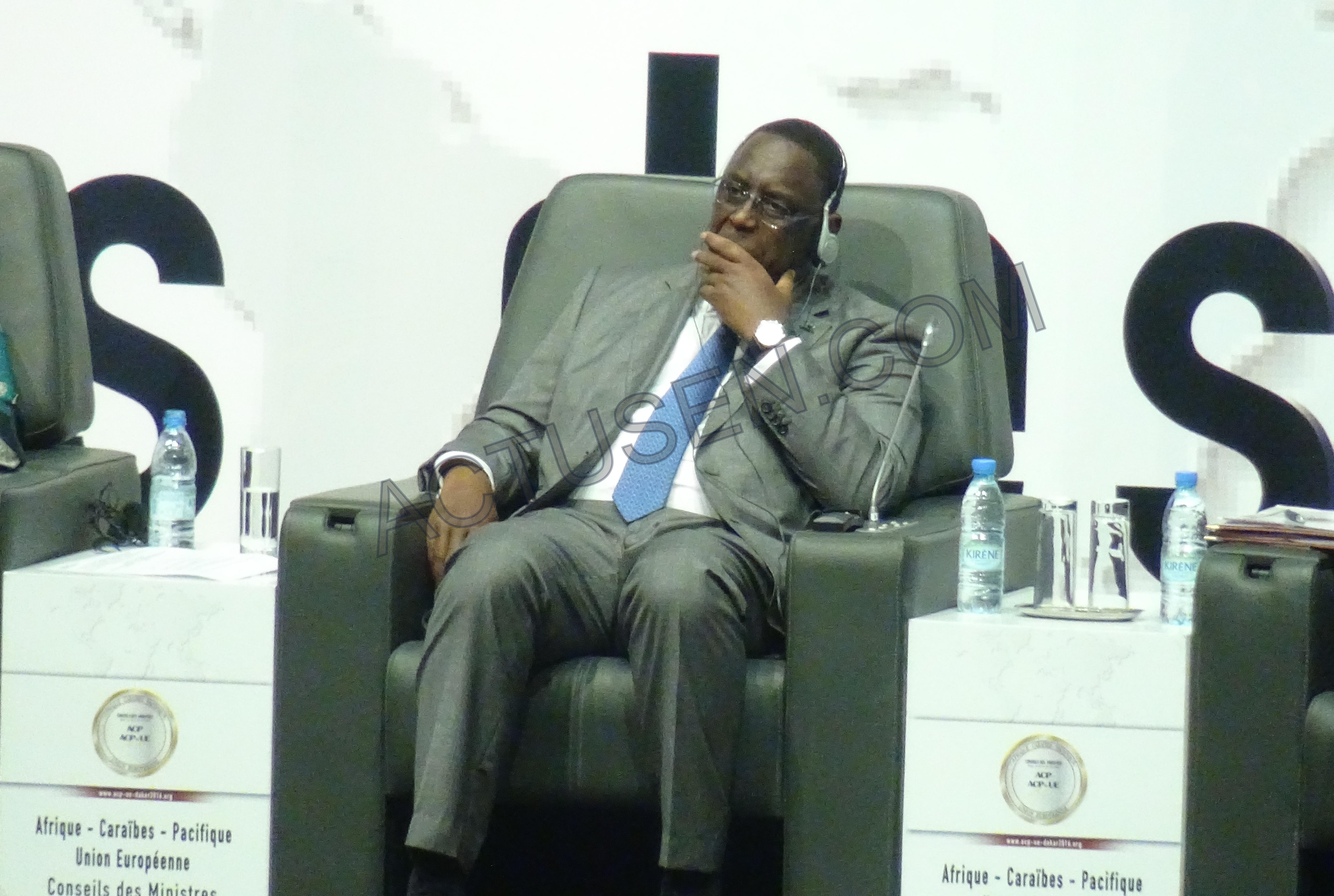 Son homologue Abdel Aziz tire sur ses pêcheurs : le Président Macky Sall s'apprête à poser ces actes forts
