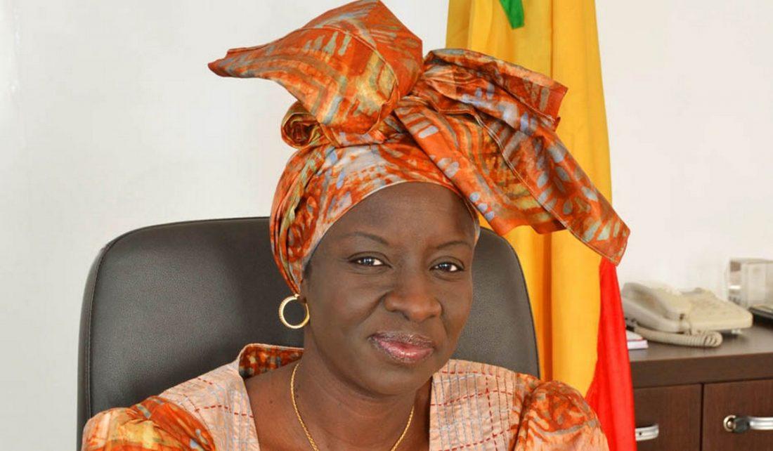 Dernière minute : Aminta Touré nommée Présidente du Cese