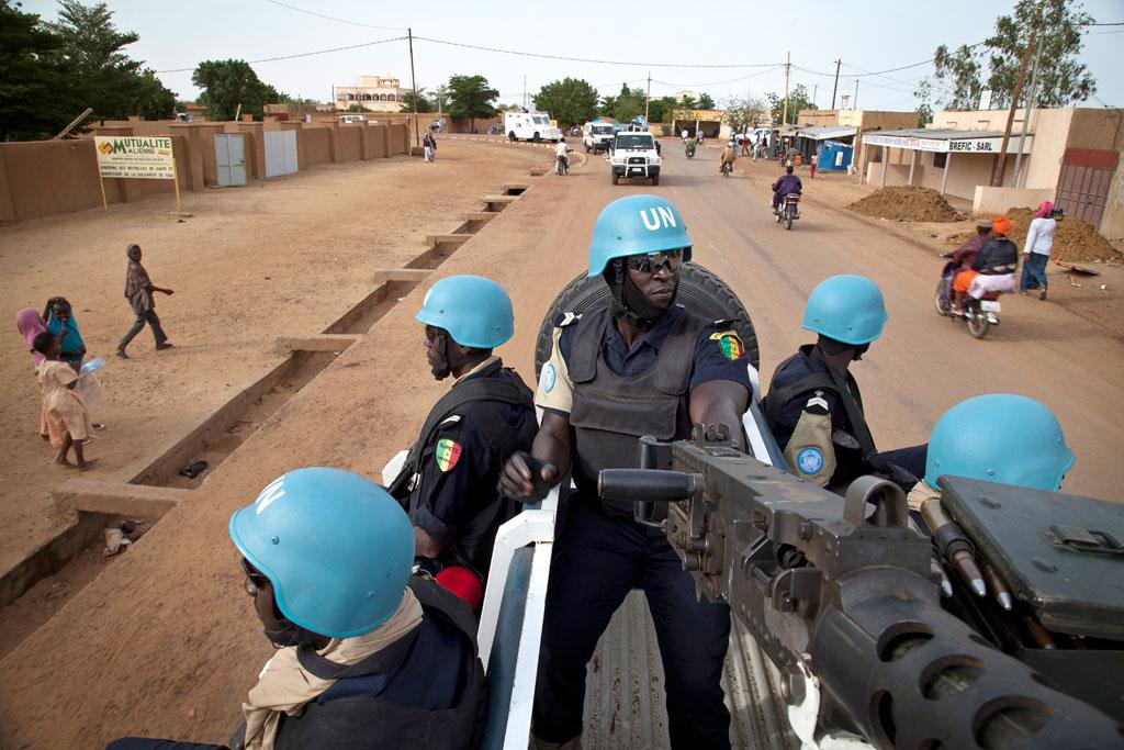 La Minusma se fait attendre dans le centre du Mali