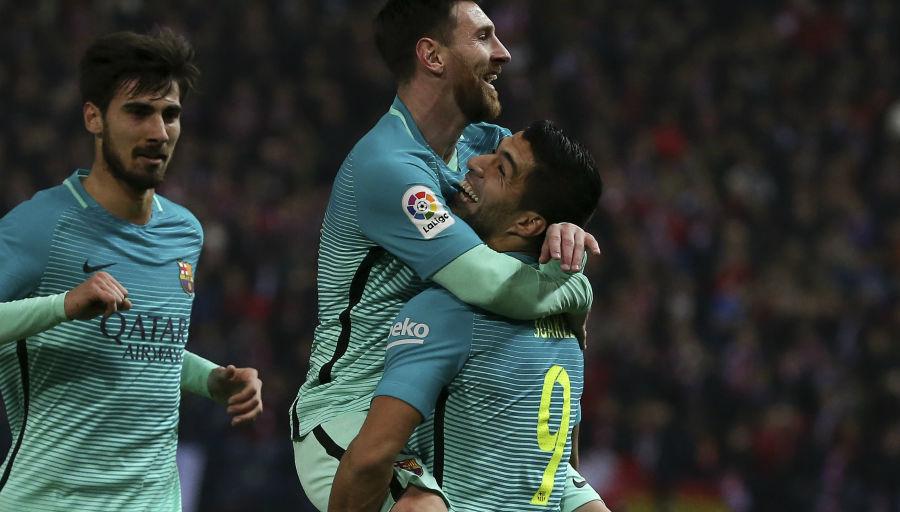 Coupe d'Espagne : Le Barça prend une option contre l'Atlético