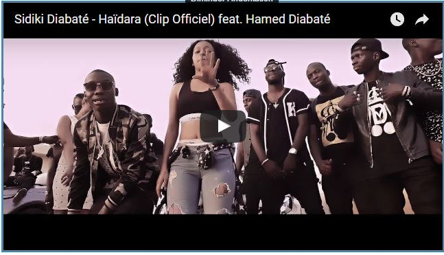 Sidiki Diabaté – Haïdara (Clip Officiel) feat. Hamed Diabaté
