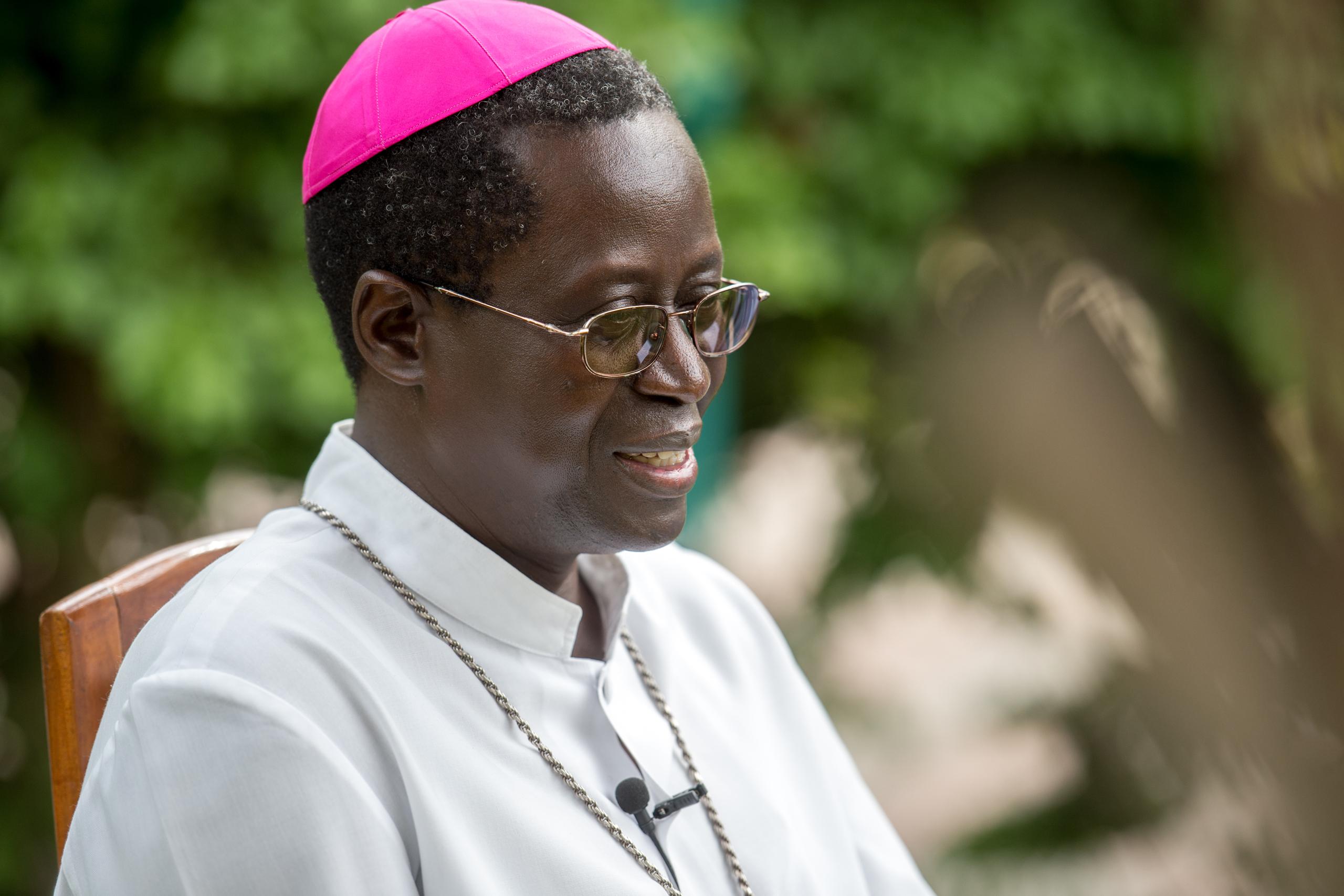 Mgr Benjamin Ndiaye: «j'ai peur de la situation politique actuelle du pays»