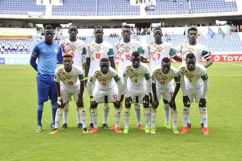 """""""Tournoi U20 des 4 Nations"""" : le Sénégal battu par l'Angleterre (0-2)"""