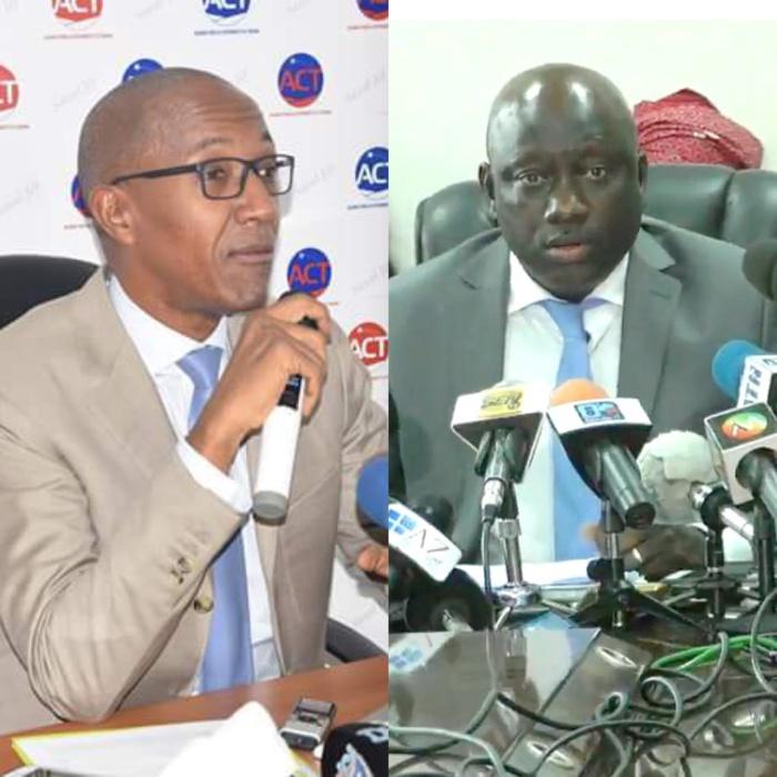 La vengeance épique d'Abdoul Mbaye contre le Procureur Serigne Bassirou Guèye