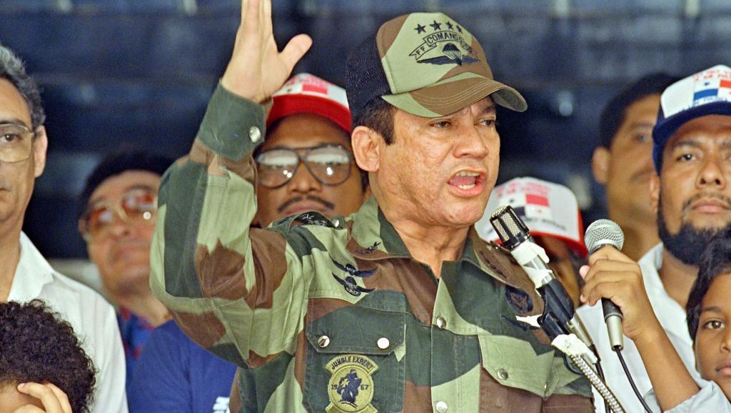 Panama: mort de l'ancien dictateur Manuel Noriega