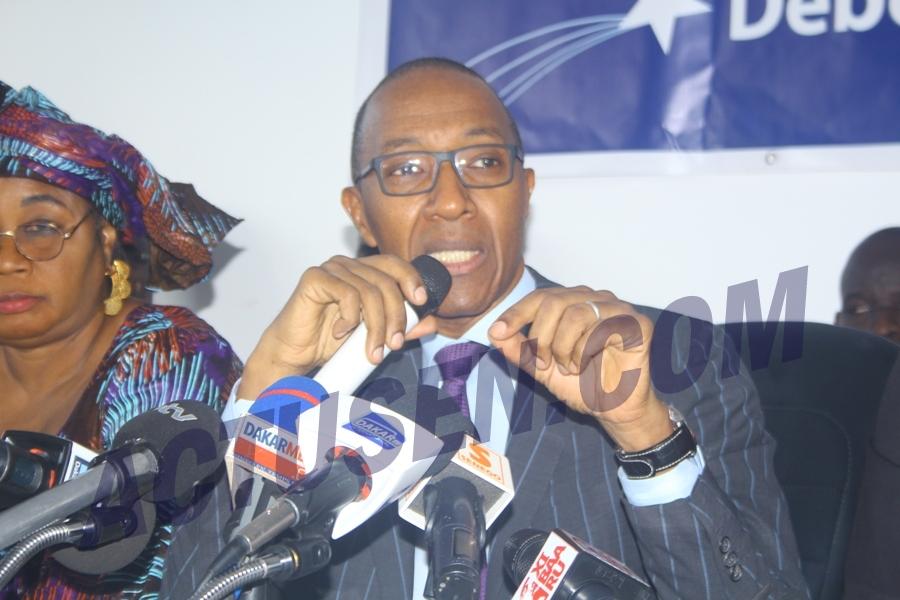 """Abdoul Mbaye après sa condamnation : """"j'attends l'écrit de la décision pour mieux comprendre"""""""