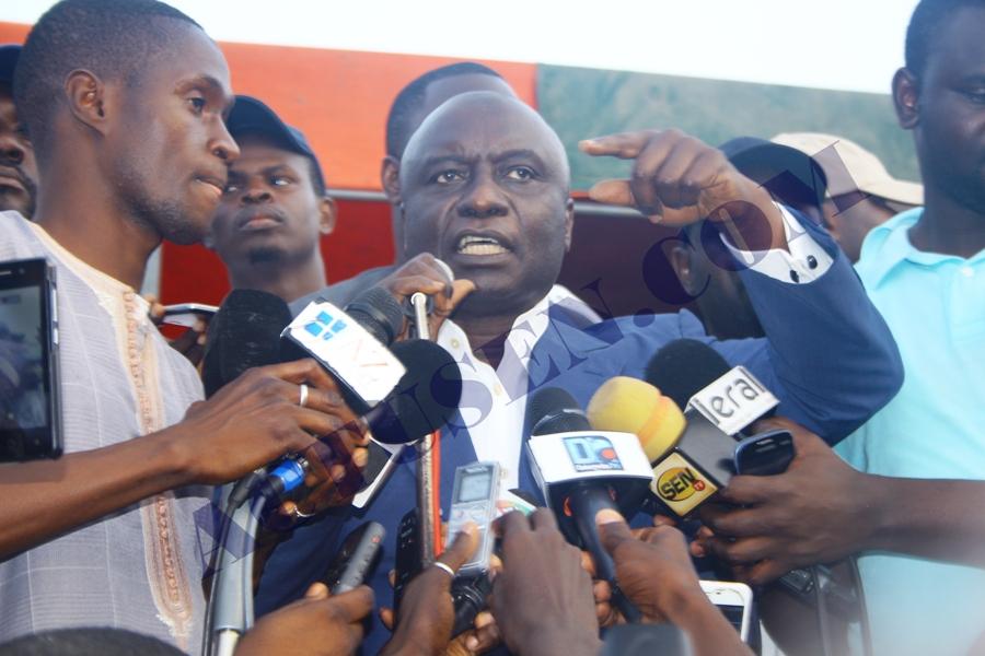 Le Parti Rewmi dénonce les attaques perpétrées contre le Colonel Abdourahim Kébé