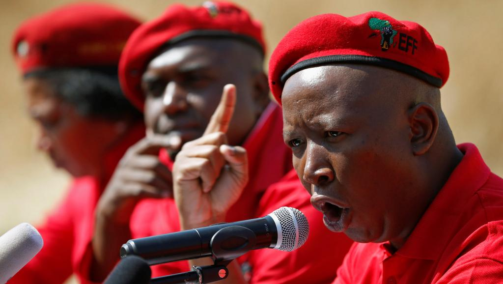 GuptaLeaks en Afrique du Sud: Malema affirme que les emails sont authentiques