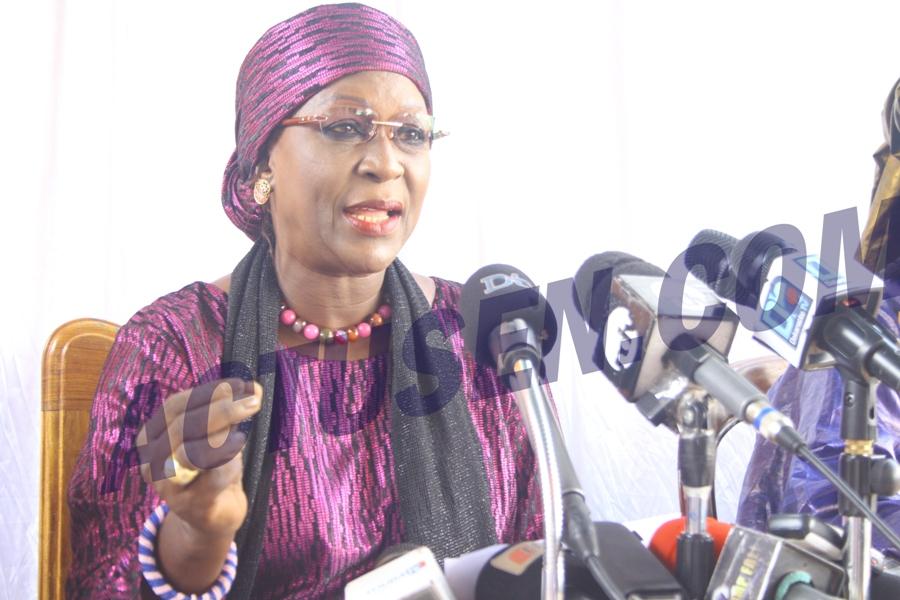 Dialogue national: Amsatou Sow Sidibé «déçue par l'orientation donnée à ce processus»