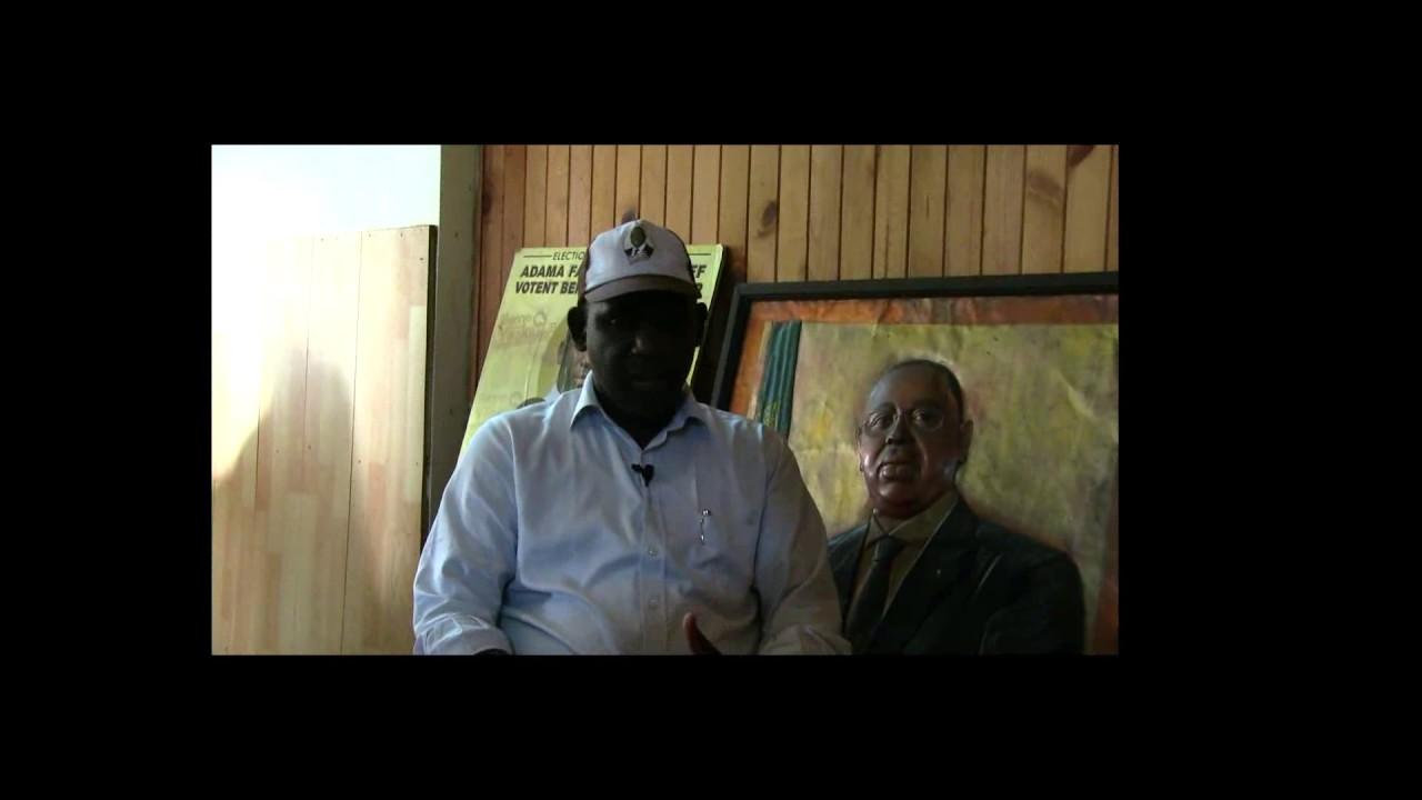 """Adama Faye, invité de """"En Aparté"""" : """"j'aurais voulu voir Khalifa Sall obtenir sa liberté d'aller et de venir et battre campagne, comme tous les autres candidats, pour… ; moi-même, je n'ai pas reçu ma carte d'électeur ; la vérité sur l'attaque contre les Ministres Youssou Ndour et Mame Mbaye Niang"""""""